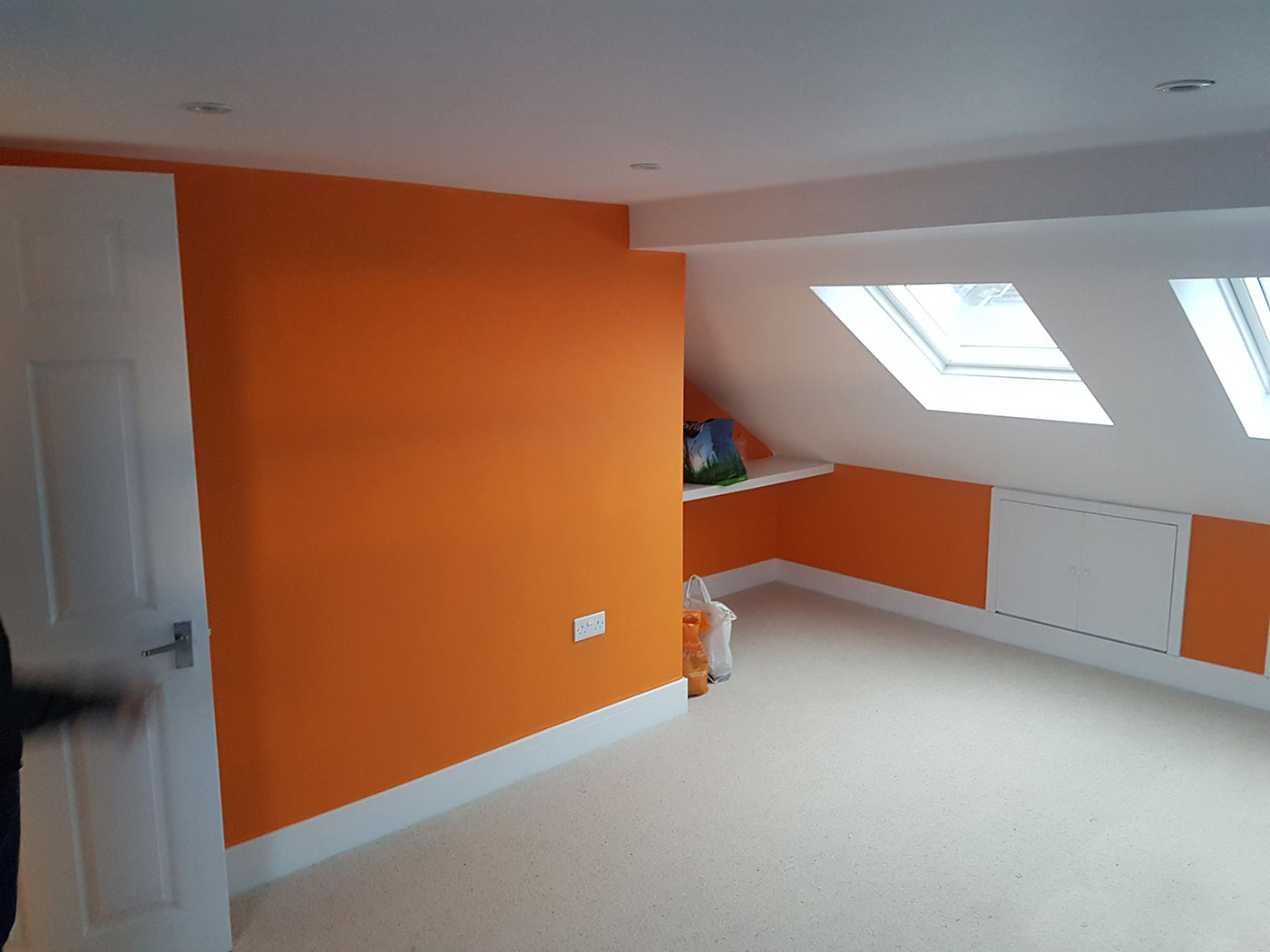 Loft-extension-orange-interior-2